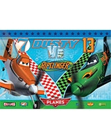 Planes Puzzle 200 Pieces - KS Games