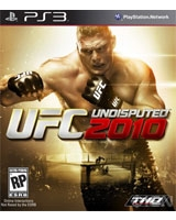 UFC undisputed 2010 - PS3