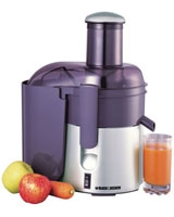 PRJE600 FULL APPLE JUICE EXTRACTOR - Black & Decker