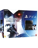 PlayStation®4 500GB + DS4 - Sony + Killzone Game bundle