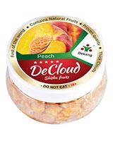 Decloud Shisha Fruits Peach Flavor - Dekang