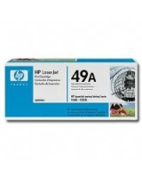 Genuine HP LaserJet 49A Black Toner Cartridge (Q5949A Laser Printer Cartridge)