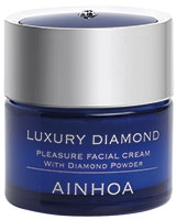 Luxury Diamond Pleasure Facial Cream 50ml - Ainhoa