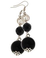 Earrings Silver RBY71 - Roccobarocco