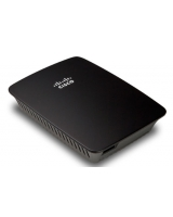 Wireless-N Range Extender/Bridge RE1000 - Linksys
