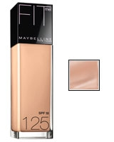 Fit Me Foundation 30ml 125 Nude Beige - Maybelline