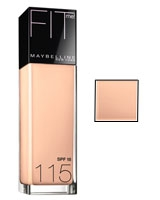 Fit Me Foundation 30ml 115 Ivory - Maybelline