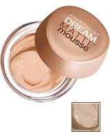 Dream Matte Mousse Foundation 18g Medium 4 Honey Beige - Maybelline