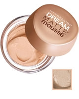 Dream Matte Mousse Foundation 18g Medium 1 Sandy Beige - Maybelline