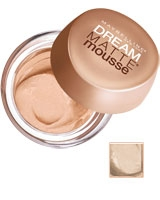 Dream Matte Mousse Foundation 18g Light 5 Creamy Natural - Maybelline