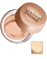 Dream Matte Mousse Foundation 18g Light 2 Classic Ivory - Maybelline