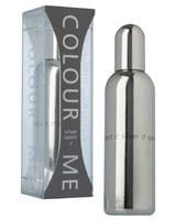 Colour Me Silver EDT 90ml - Milton Lloyd