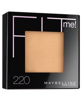 Fit Me Pressed Powder 9g 220 Natural Beige - Maybelline