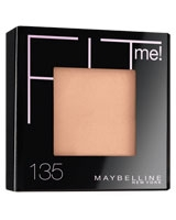Fit Me Pressed Powder 9g 135 Creamy Natural - Maybelline