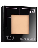 Fit Me Pressed Powder 9g 120 Classic Ivory - Maybelline