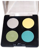 Eye Shadow 4 Color 5.6g Semi-Tone Greige - Mac