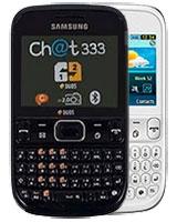 Dual SIM S3332 - Samsung