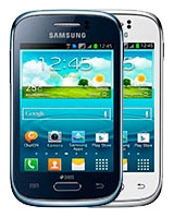 Galaxy Young Duos S6312 - Samsung