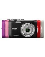 Compact digital camera 20.1 Mega Pixel Coolpix S2800 - Nikon