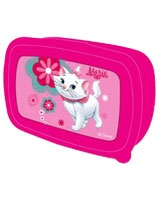 لانش بوكس بلاستيك Marie The Cat Fresh Look رقم MFL172