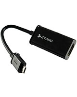 HDMI Adaptor for Smartphone or Tablet PC SCD690 - Ztoss
