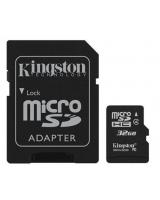 MicroSDHC Class 4 Memroy Card 32GB - Kingston