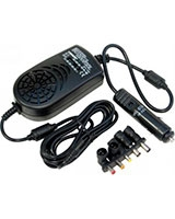 Auto power adaptor for notebook computers SDR-120W - Vanson