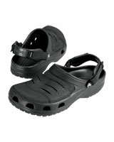 Yukon Black/ Black - Crocs