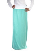 Plain Skirt Turquois - Nas
