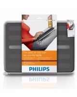 "Notebook sleeve 15.6"" wide with HeatProtect - Philips"