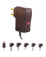 Adapter 2A multi-volt - Vanson