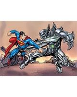 Superman Puzzle 100 Pieces - KS Games