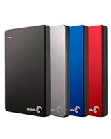 Slim Portable 500GB Hard Drive - Seagate