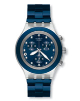 Full Blooded Sea Men's Watch SVCK4041AG - Swatch