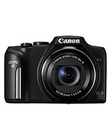 Digital Compact Camera 16 Megapixels PowerShot SX170 IS - Canon
