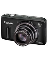 Digital Compact Camera PowerShot SX260 HS - Canon