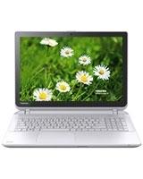 Satellite C55D-B1275 Laptop AMD E1-2100/ 2G/ 500G/ Integrated/ DOS/ White - Toshiba