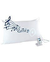 Pillow with built-in speaker - Kanguru