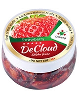 Decloud Shisha Fruits Strawberry Flavor - Dekang