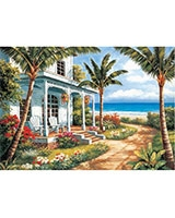 Puzzle 500 Summer House - KS Games