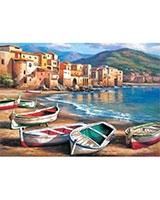 Puzzle 500 Spiaggia Della Citta - KS Games