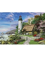 Puzzle 1000 The Old Sea Cottage - KS Games