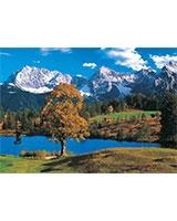 Puzzle 2000 Bavarian Alps - KS Games
