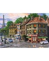 Puzzle 2000 Paris Streets - KS Games