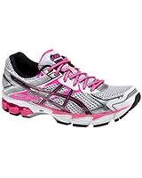 Gt-1000 2 Shoes White/Black/Flash Pink - asics