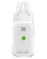 Feeding Bottle Medium Flow Nipple 210 ml TC5002-1 - TOTcare