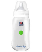 Feeding Bottle Fast Flow Nipple 300 ml TC5003-1 - TOTcare
