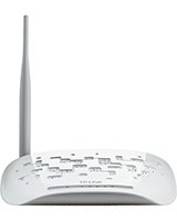 150Mbps Wireless N ADSL2+ Modem Router TD-W8151N - TP Link