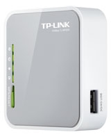 Portable 3G/4G Wireless N Router TL-MR3020 - TP Link
