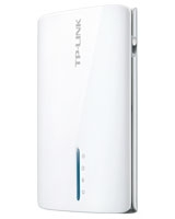Portable Battery Powered 3G/4G Wireless N Router TL-MR3040 - TP Link
